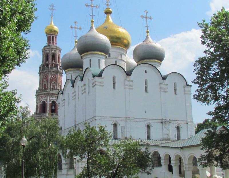 12 Moscou Novodievitchi