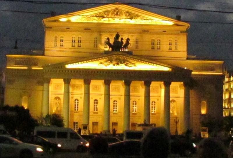 13 Moscou Bolchoï