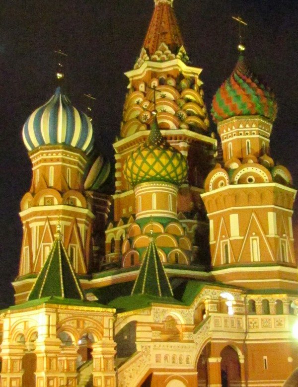 14 Moscou St Basile