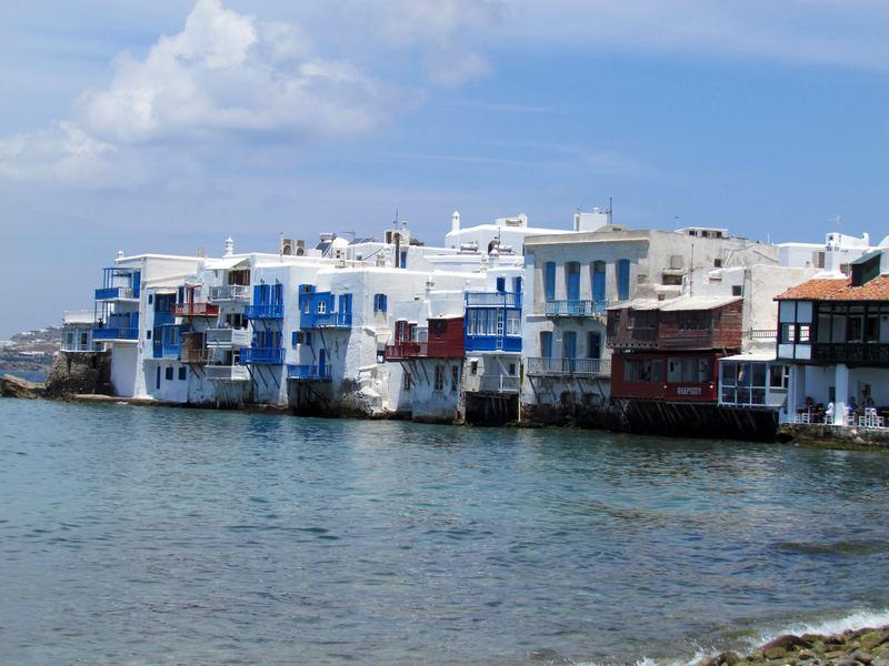 32 Mykonos quartier de contrebandiers