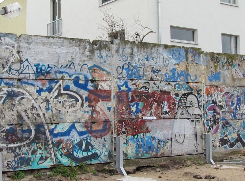 Berlin mur Bernauer