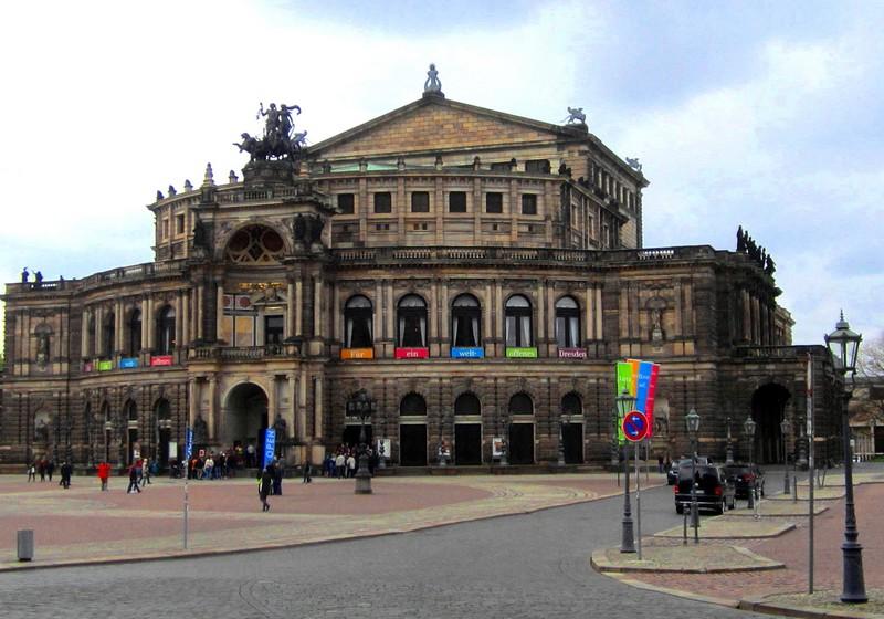 Dresde Opéra