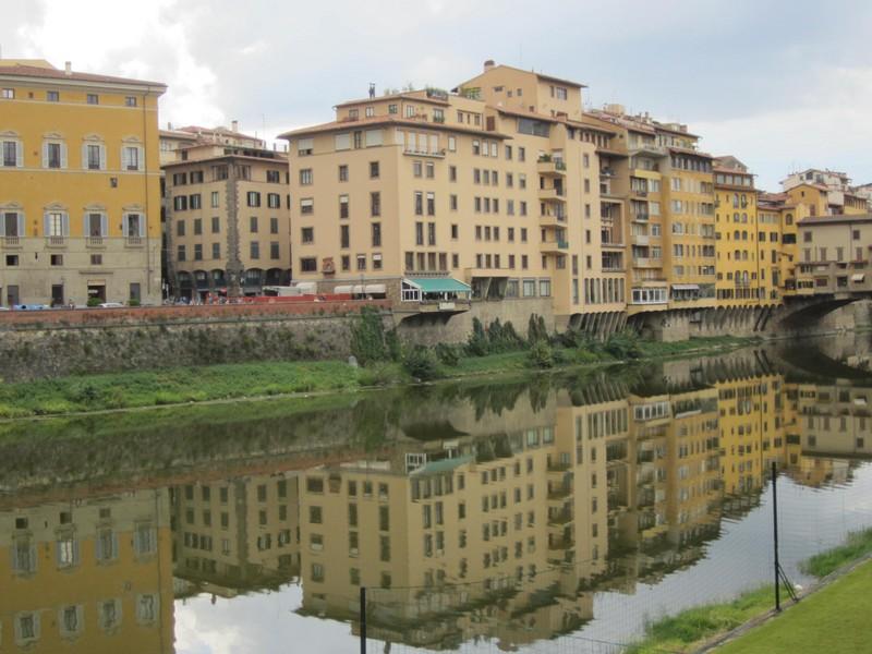 FLORENCE l'Arno