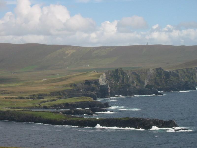 IRLANDE île Valencia