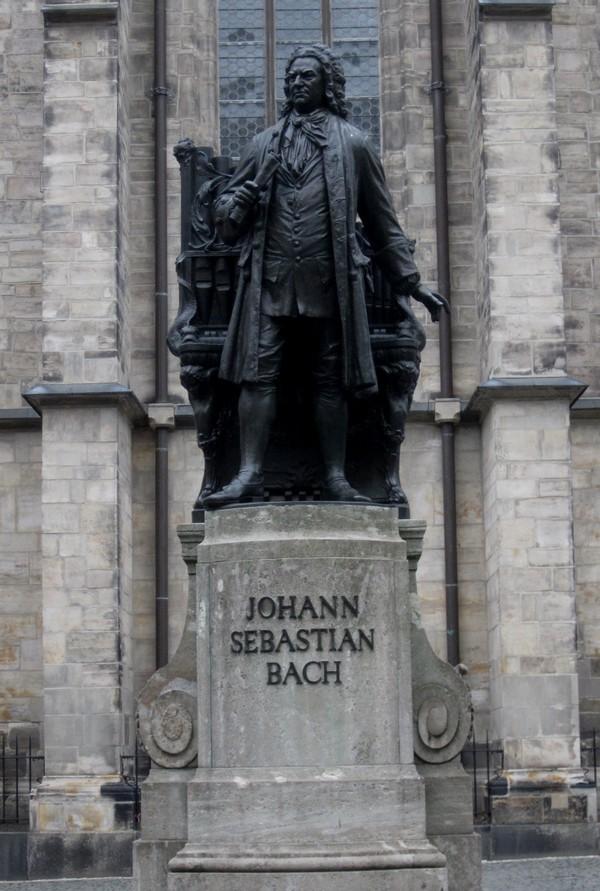 Leipzig  JS Bach