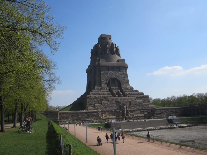 Leipzig mémorial bataille des  Nations 1813