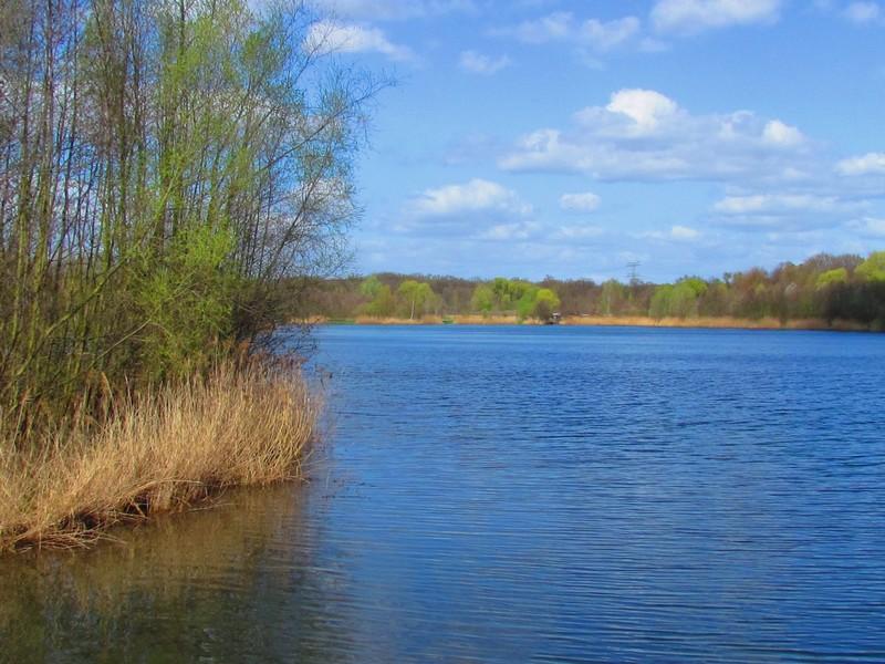 Leipzig  petit lac de Cospudener