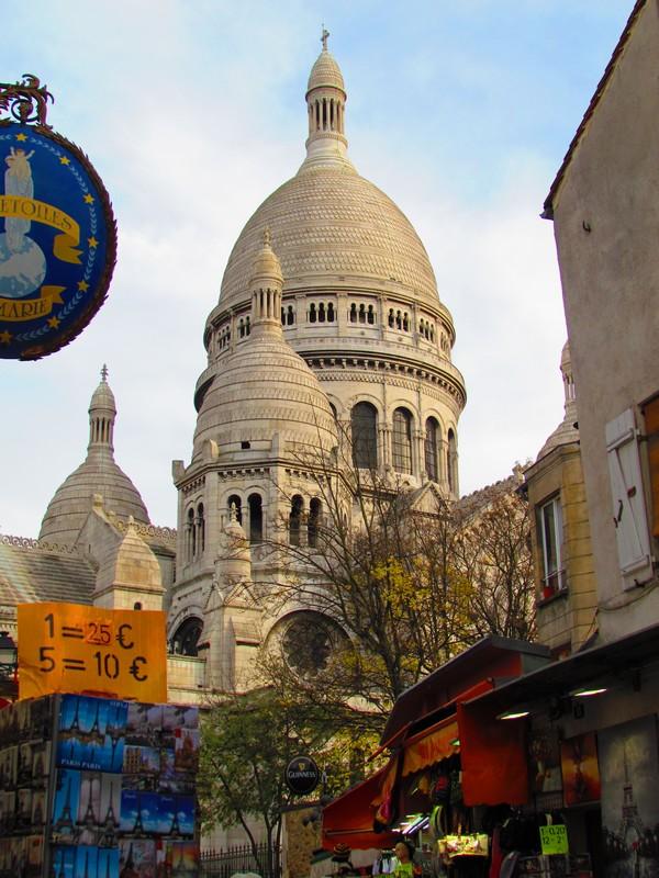 PARIS Sacré Choeur