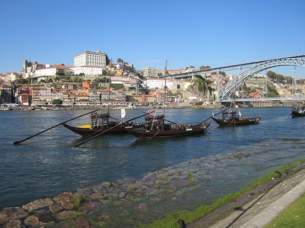 Porto quai sur le Douro