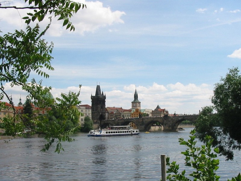 Prague Moldau
