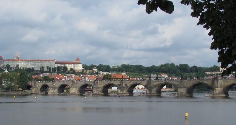 Prague Pont Charles