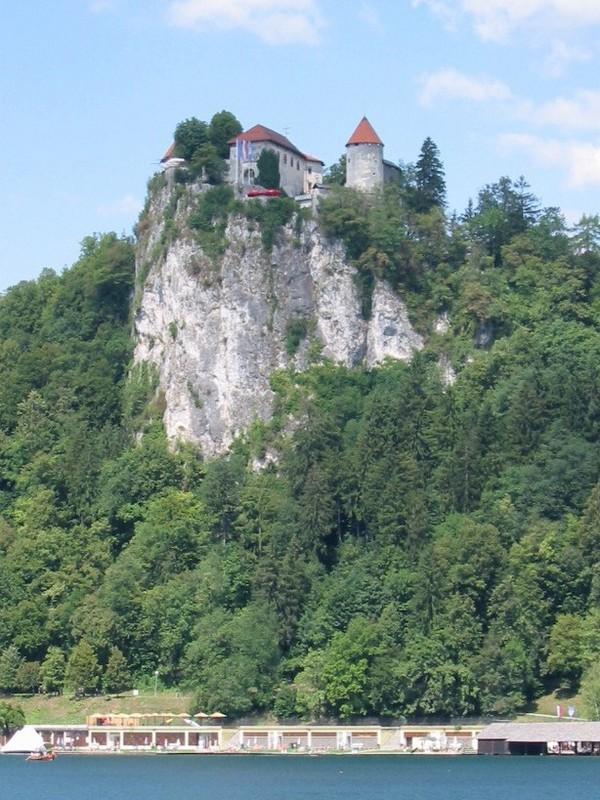 Slovénie  Bled