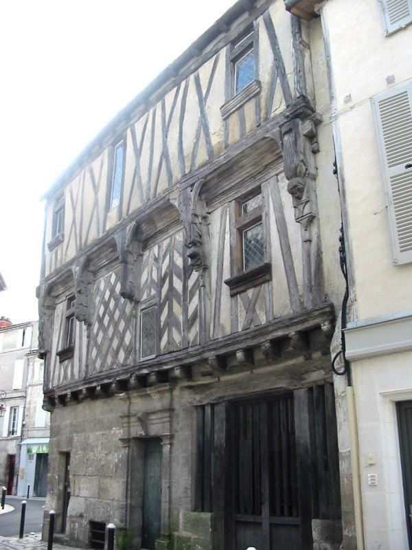 014 Cognac maisons grand rue