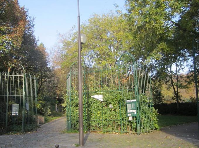 03 entrees parc de Belleville