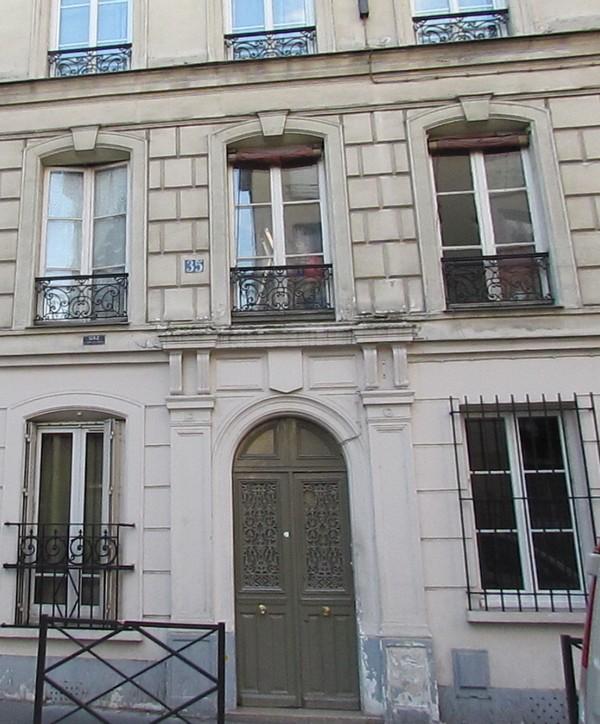 35 rue du Retrait