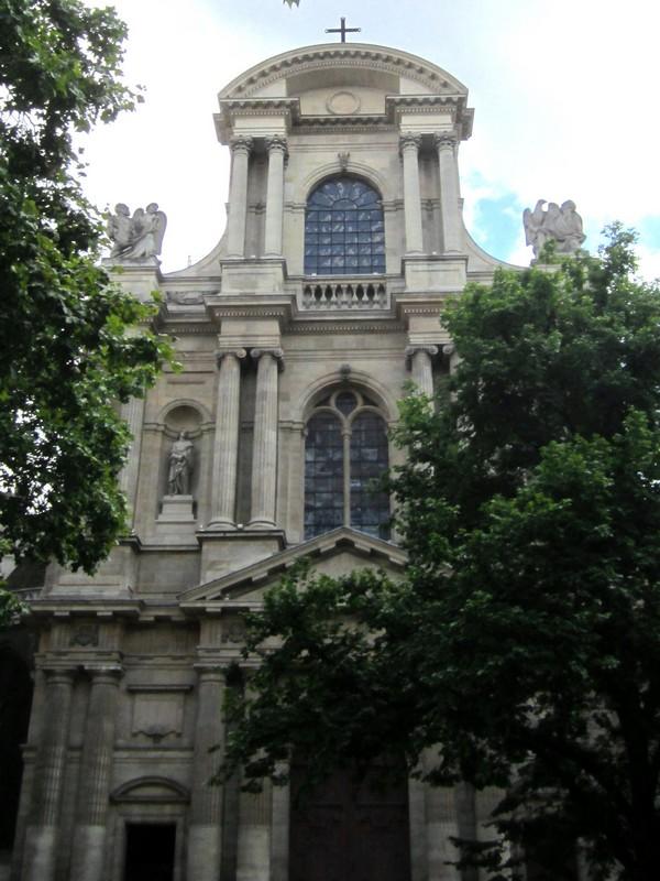 Eglise St Gervais