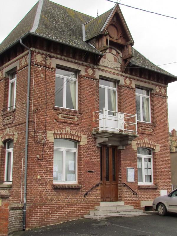 Gouy mairie