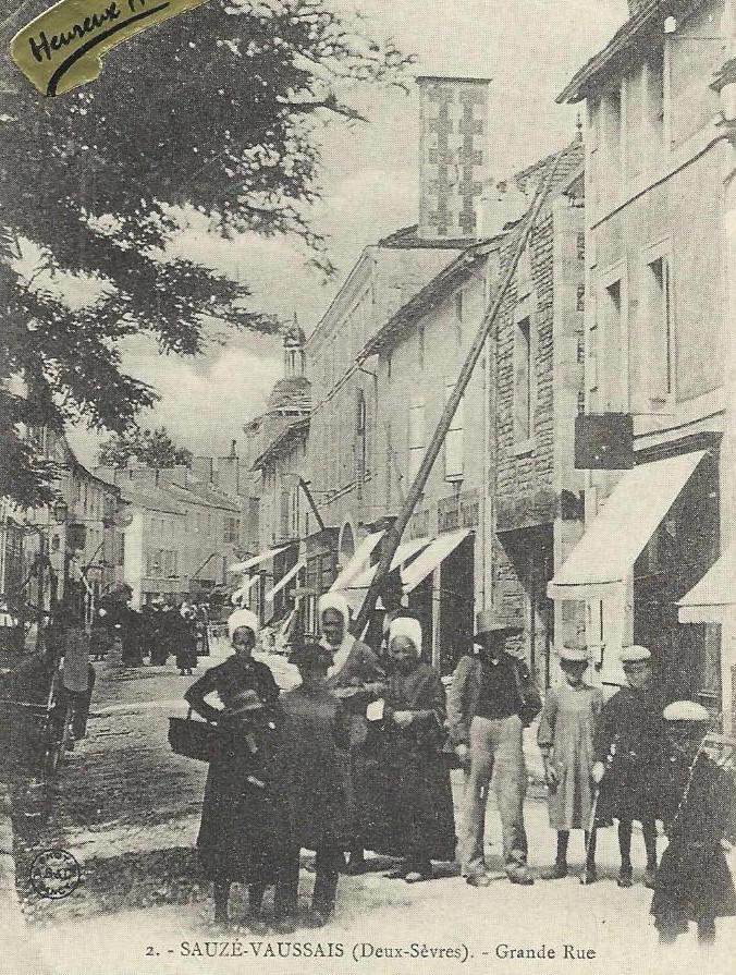 Grand rue sauzée