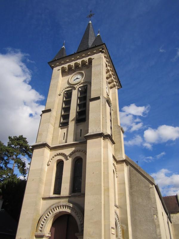 Lamorlaye St Martin