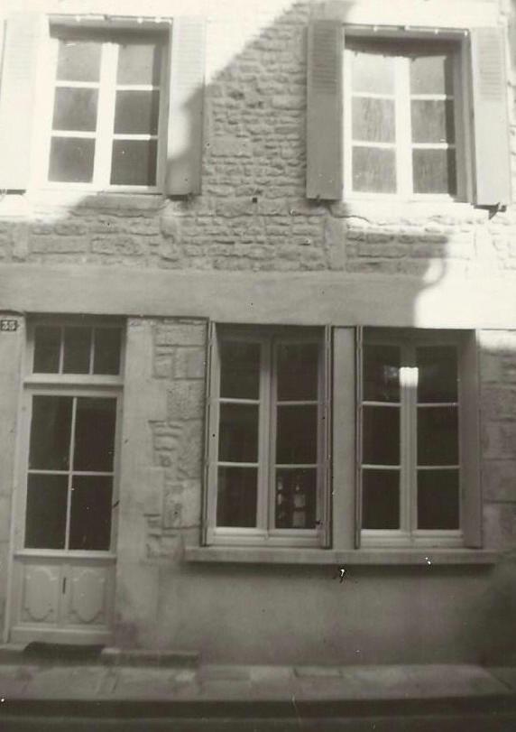 Maison Lucien Meunier 1975