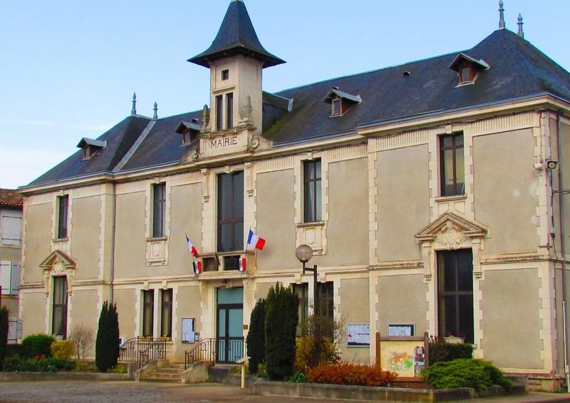Sauzé la mairie