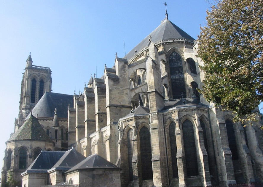 Soissons cath drale