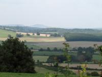 Ste Catherine vue sur Montenoison