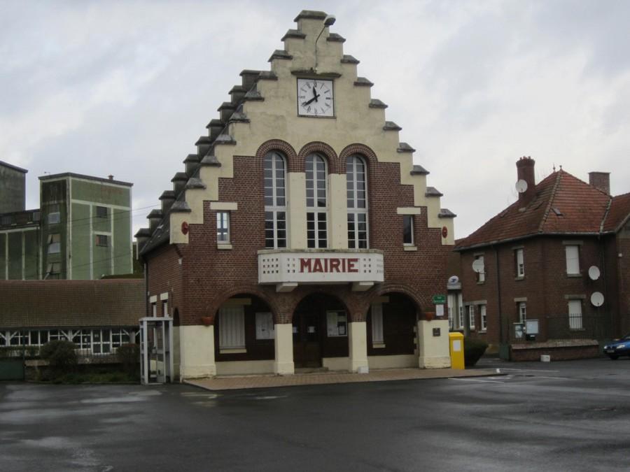 Vendhuiles mairie
